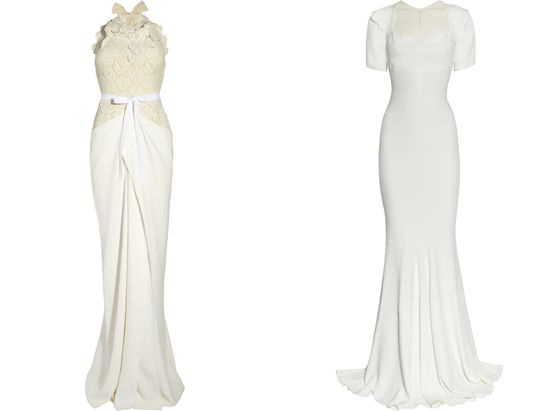 Roland Mouret The White Collection