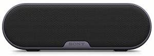 Sony SRS-XB2 Altoparlante Wireless Portatile, Stereo, Extra Bass, Bluetooth 3.0, NFC, Resistente all'Acqua, Nero