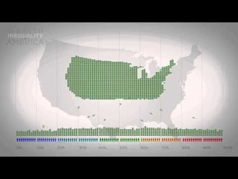 Watch: Video on Wealth Inequality in the U.S.    Read more: http://newsfeed.time.com/2013/03/04/watch-video-on-wealth-inequality-in-the-u-s/#ixzz2MjBONBnj