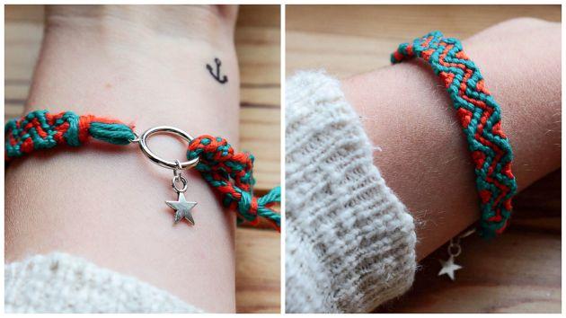 Bracelets - Brésiliens - Summer - Colors