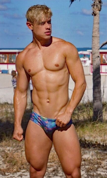 Tight gay speedos