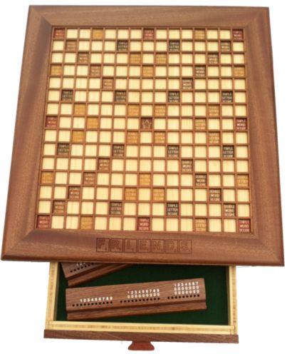 Custom Wooden Scrabble Board | Made on Hatch.co
