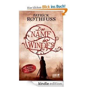 Der Name des Windes: Die Königsmörder-Chronik. Erster Tag    Der neue Fantasy-Klassiker jetzt auch als E-Book für nur ? 12,99! In »Der Name des Windes« erzählt Patrick Rothfuss die Geschichte von Kvothe, dem berühmtesten Zauberer seiner Zeit. Damit ist ihm ein Roman von so viel Einfallsreichtum und solch sprachlicher Kraft und Auth...  http://www.amazon.de/gp/product/B006TXMR62/ref=as_li_ss_tl?ie=UTF8=1638=19454=B006TXMR62=as2=gratisbuch-21