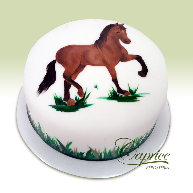 Torta Imagen pintada