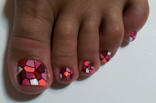 Who said that long toenails is beautiful? | beauty and health