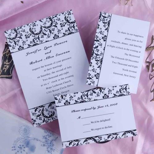 17 Best Ideas About Cheap Wedding Invitations On Pinterest