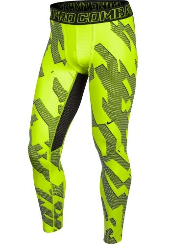 Nike Men's Pro Max Hyperwarm Compression Chainmaille Tights