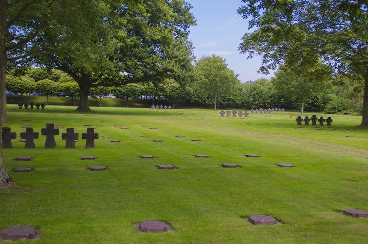 La Cambe German War Cemetery by Sergio CV