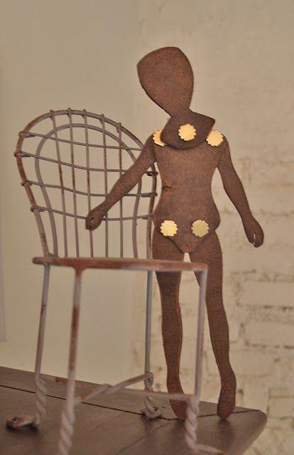 #doll #handmade #DIY #vintage