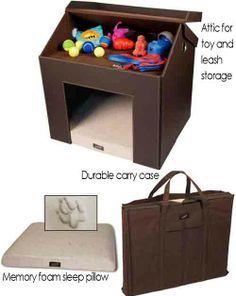 24 best indoor dog house bed images on pinterest pet beds dog beds and dog cat. Black Bedroom Furniture Sets. Home Design Ideas