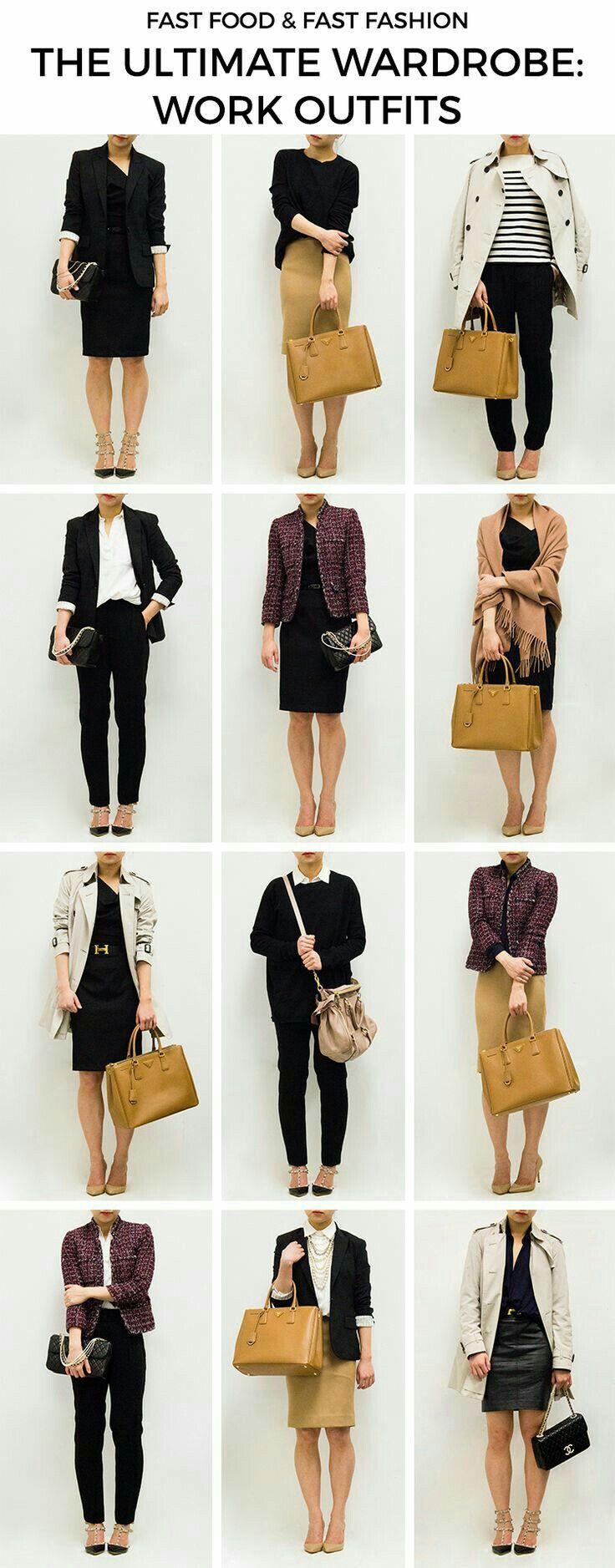 Poslovna garderoba