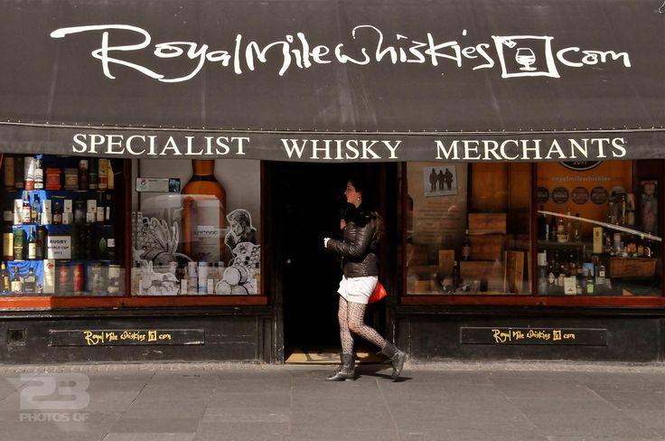 Royal Mile Whiskies photo | 23 Photos Of Edinburgh