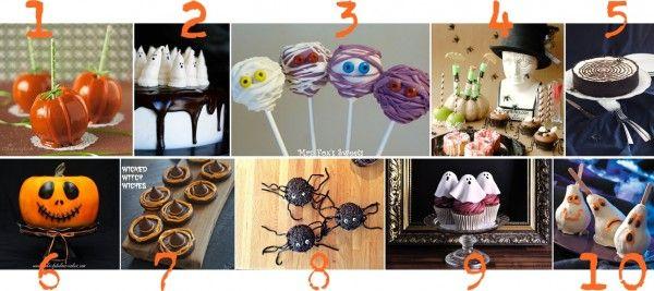 """Per la rubrica """"10 Modi di fare"""" la #ricetta #ghiaccioli al #cioccolato e qualche idea per #Halloween - """"10 ways to make"""" 1 #recipe: #chocolate #popsicle and 10 Halloween ideas #recipes"""