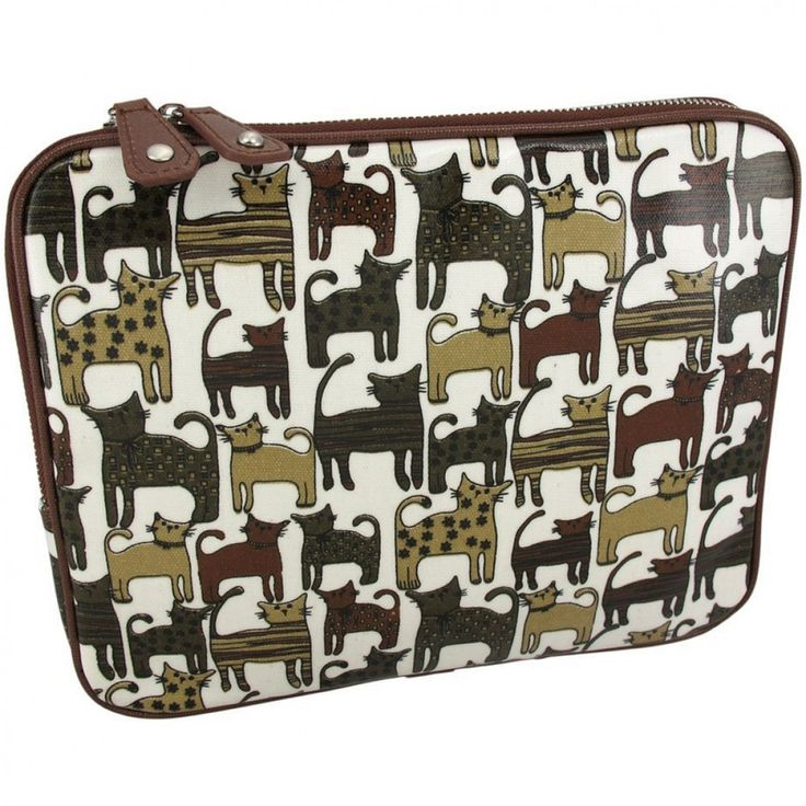 Standing Cats All-Over iPad Case