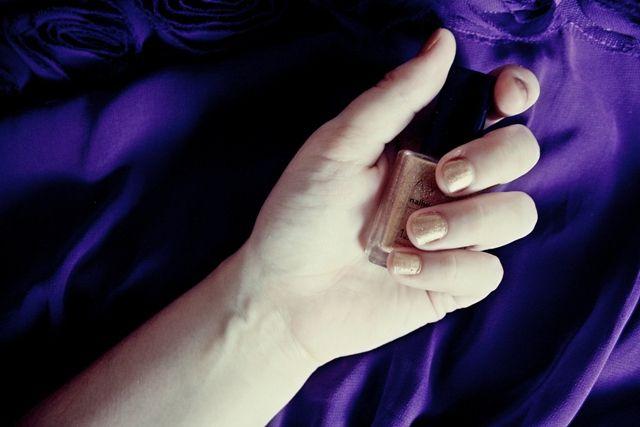 Ważkowa : Lakier do paznokci AVON nailwear pro+
