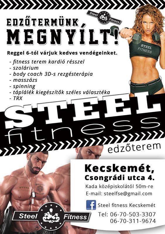 Steel Fitness