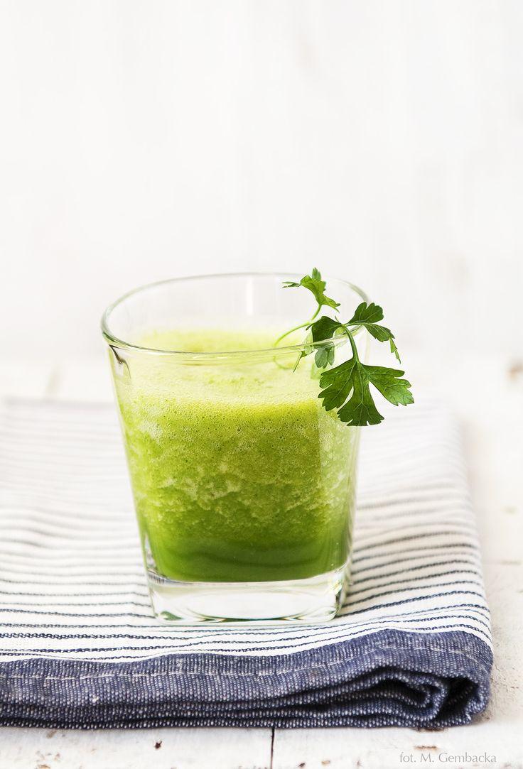 parsley smoothie