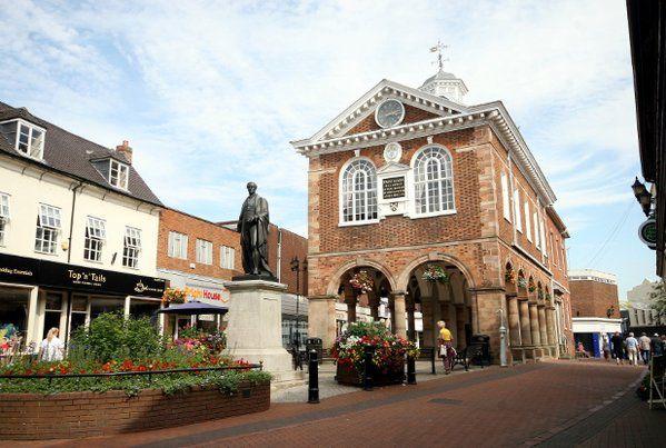 Tamworth Town Hall