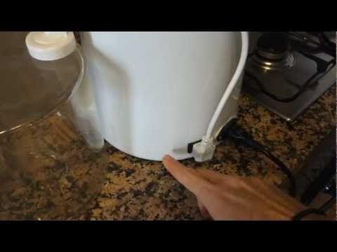 Cómo producir agua de manantial en casa de forma fácil y barata - Por Carlos L. V. - YouTube