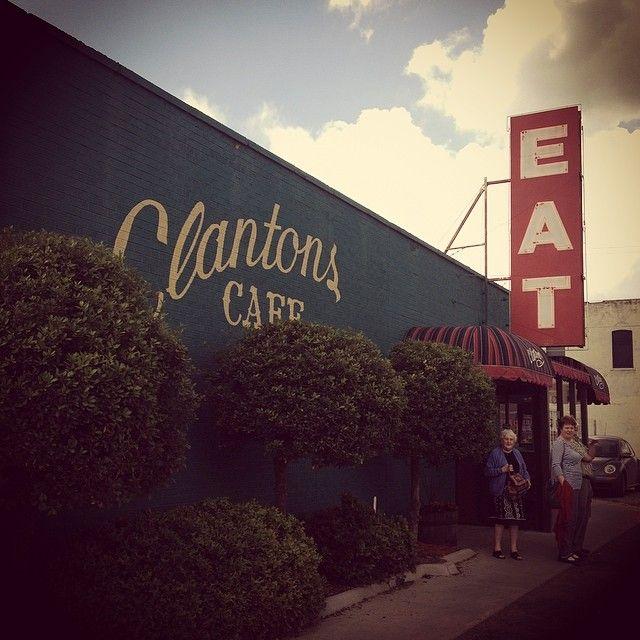 Clanton S Cafe Vinita Ok