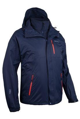 Mens Waterproof Jackets & Coats | Mountain Warehouse