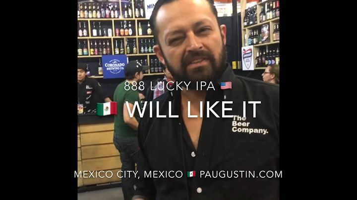 After successfully  introducing 888  Lucky IPA to beers in  888 will be at Whole Foods Markets in   check at http://ift.tt/2dZvGkD ; #Japan #Yokohama #Osaka #Nagoya #Sapporo #Kobe #Fukuoka #Kyoto #Kawasaki #Saitama #Hiroshima #Sendai #DC #VA #MD #DMV #WashingtonDC  #Tokyo  #London  #Stockholm  #Haiti #Paris #Brussels #Berlin #beer #craftbeer #ビールクズ #また飲んでる #ビール女子 Check out video at http://ift.tt/2h7FyLW