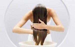 Уксусный ополаскиватель для волос