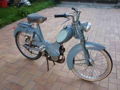 CYCLOMOTEUR PEUGEOT 49.9cc BB 1958                              …