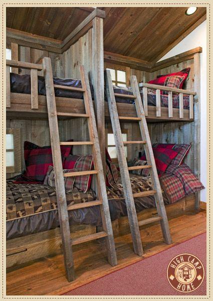 love bunk beds