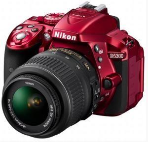 The Top 5 Entry-Level DSLRs: Nikon D5300 DSLR