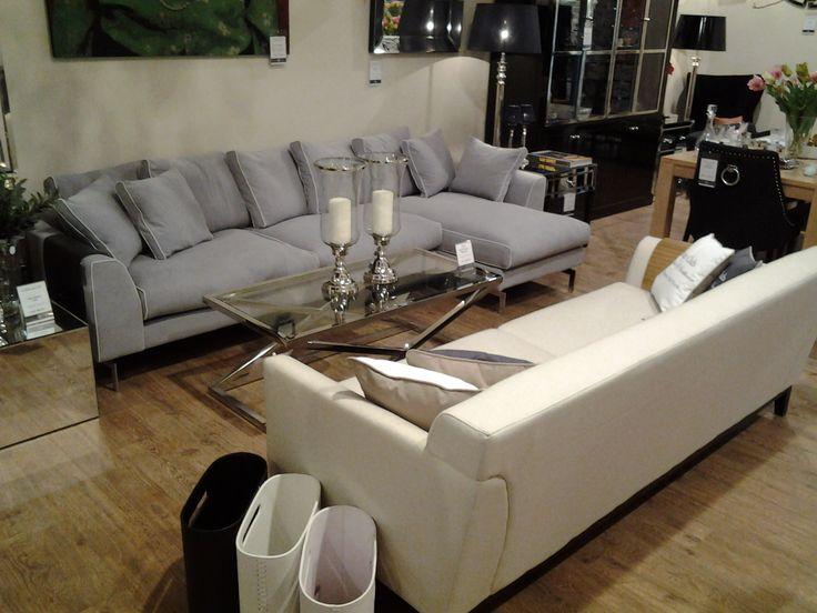 Sofa Blues w BBHome Galeria Mokotów