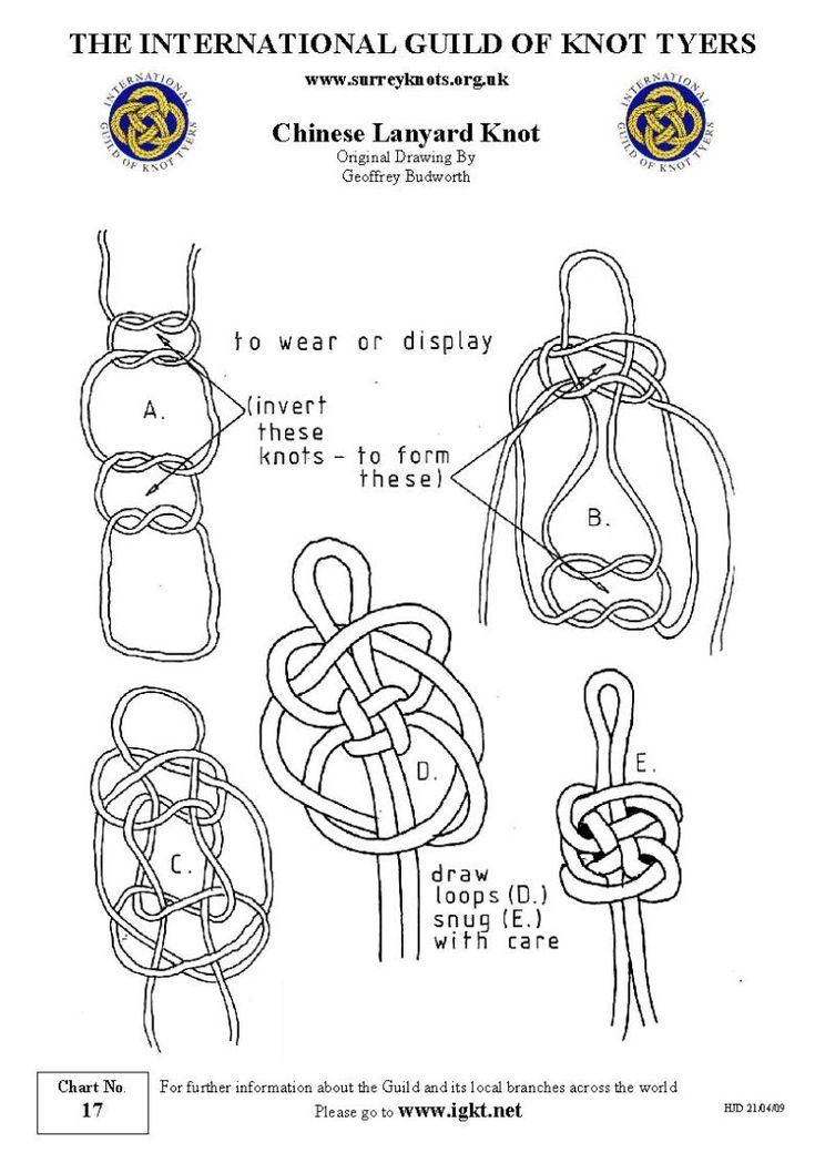non slip loop knot instructions