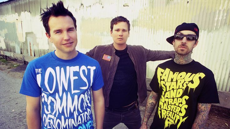 blink 182 photos hd