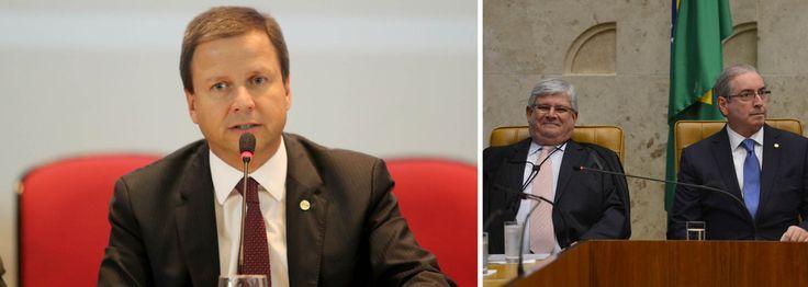 G.H.: OAB pedirá impeachment de Cunha à Câmara e ao STF
