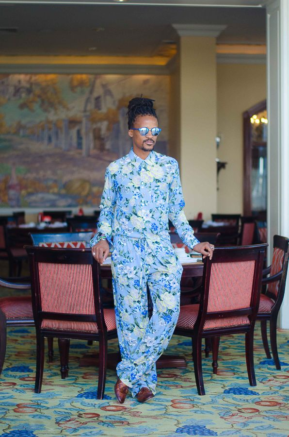 Jerri Mokgofe's Looks: Documented, Archived and Remixed – According To Jerri