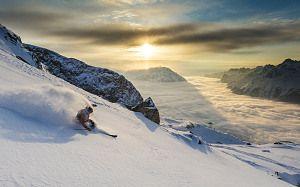 The world's scariest ski runs - Telegraph