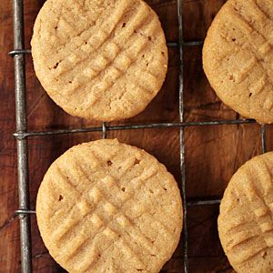 Our Easiest (Ever!) Peanut Butter Cookies
