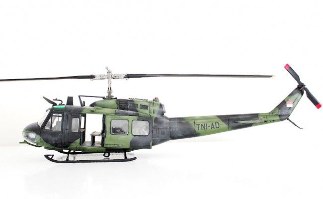 Bell 205 TNI-AD, Indonesian Army