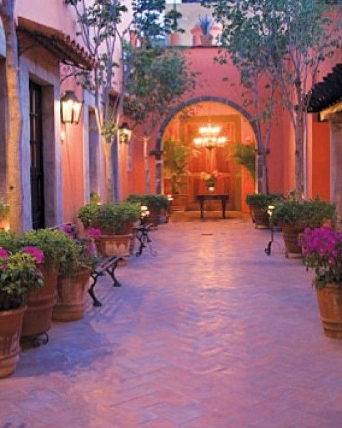Casa de Sierra Nevada - San Miguel, Mexico #Jetsetter