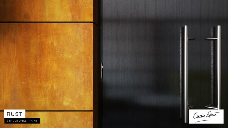 Zestaw do efektu dekoracyjnego - Cameleo - Rust Effect - do 4 m2