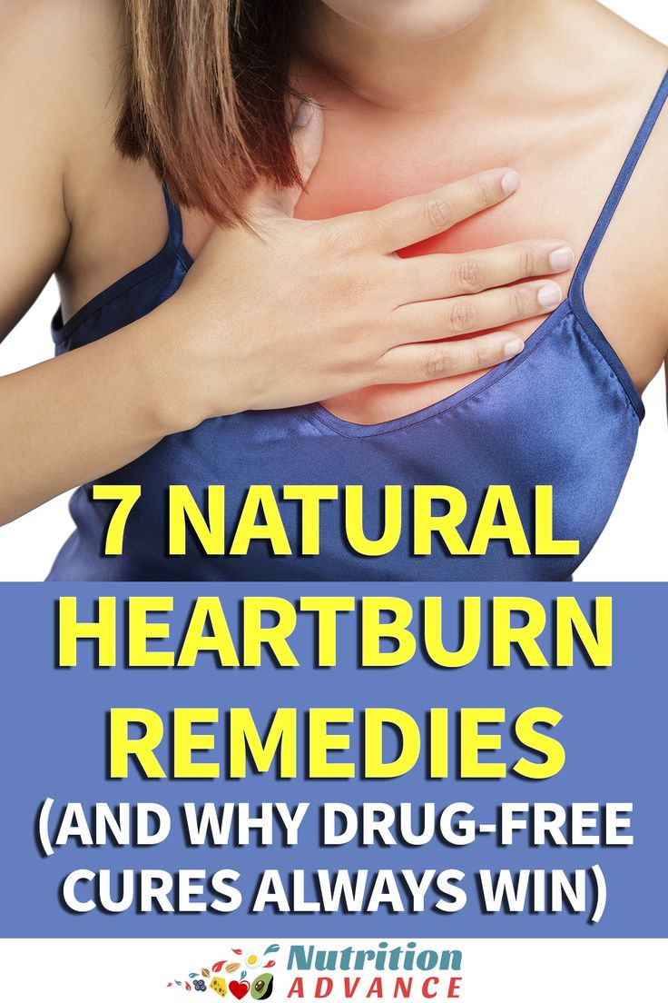5 Natural Remedies For Heartburn (and Dangers of PPI Drugs) - Heartburn is a frustrating condition that causes great discomfort. Here are 5 natural remedies for heartburn which help avoid the dangers of PPI drugs. A low carb or keto  diet, avoiding trigger foods, and reducing bacterial overgrowth are all good methods. Find the full article at http://nutritionadvance.com/natural-heartburn-remedies via @nutradvance