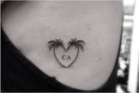 Image result for small california beach tattoos                                                                                                                                                                                 More
