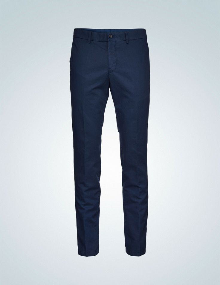 Herris trousers - Shades of Blue - Tiger of Sweden