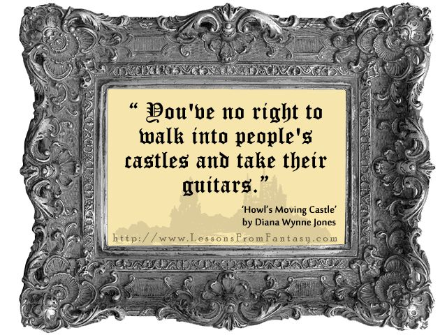 Diana Wynne Jones Quotes: 152 Best Our Castle Images On Pinterest