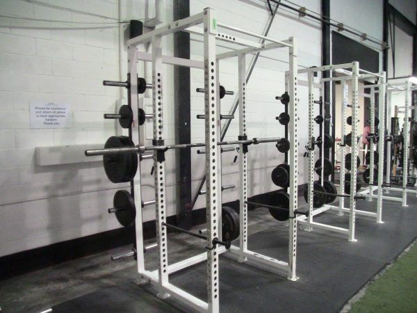Fortis Power Rack ™     This rack represents the best of elegance and utility. It takes up a minimum amount of space with highly economic dimensions, yet spares nothing as it provides a comfortable amount of room for any lifter.     http://fortisequipment.com/product/fortis-rack/   #FortisPowerRack #FortisEquipment #FortisFitness