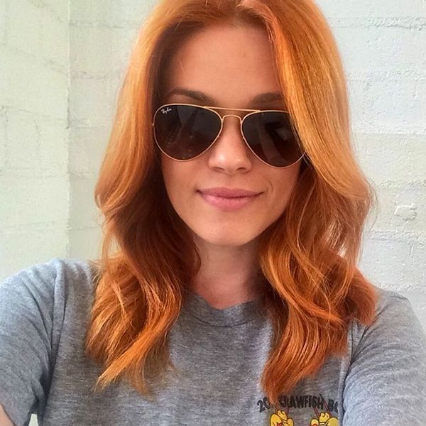 The Raddest Fall Haircut Trends From L.A.'s Top Stylists #refinery29 http://www.refinery29.com/la-fall-hair-cut-inspiration#slide-5 Stylist: Leanne CitroneSalon: Andy Lecompte SalonWhat to ask for: A blunt, mid-length cut with short, choppy layers along the crownWant to grow out your...