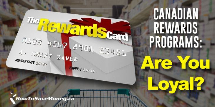 Companies battle it out with rewards programs to get your business. Here's a long list of Canadian rewards programs so you can weigh in your options.