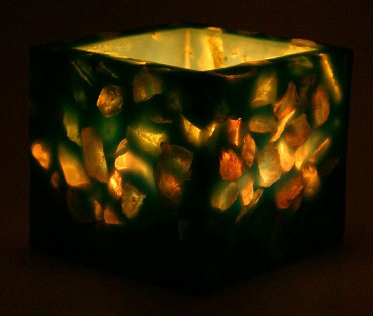 Lanterns with a beautiful glow