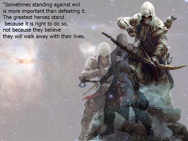 Assassins Creed Unity Quotes
