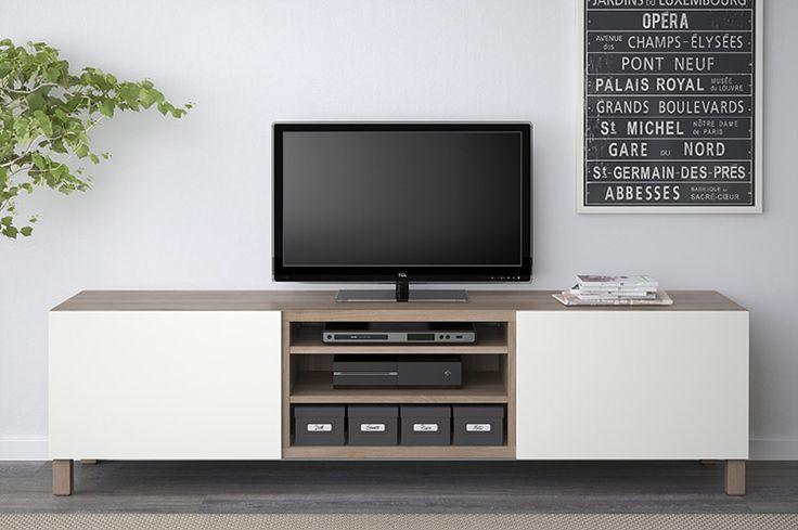 10 im genes sobre ikea besta en pinterest tvs moderno - Muebles besta ikea ...
